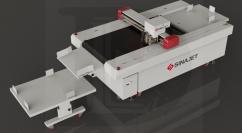 Новая модель режущего плоттера ТПК для резки картона и гофрокартона